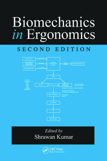 Biomechanics in Ergonomics, Second Edition book cover