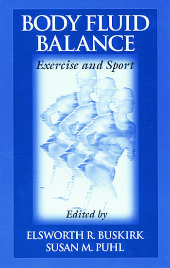 Body Fluid Balance Exercise and Sport book cover