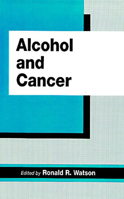 Alcohol and Cancer book cover