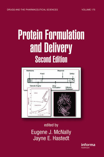 Protein Formulation and Delivery book cover