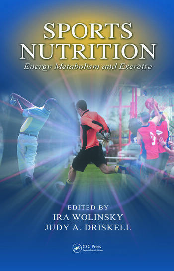 Sports Nutrition Energy Metabolism and Exercise book cover