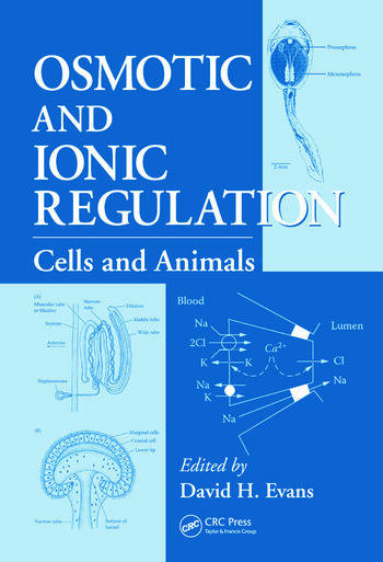 Osmotic and Ionic Regulation Cells and Animals book cover