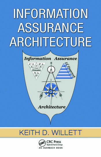 Information Assurance Architecture book cover
