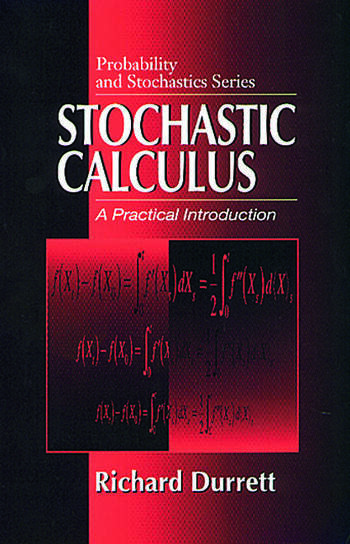 Stochastic Calculus A Practical Introduction book cover