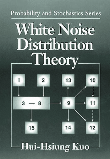 White Noise Distribution Theory book cover