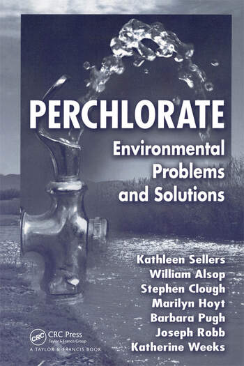 Perchlorate Environmental Problems and Solutions book cover