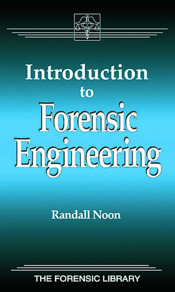 Introduction to Forensic Engineering book cover