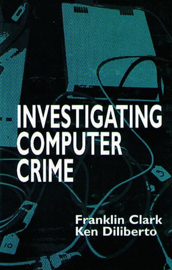 Investigating Computer Crime book cover