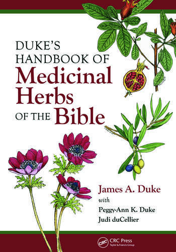 Duke's Handbook of Medicinal Plants of the Bible book cover