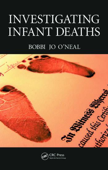 Investigating Infant Deaths book cover