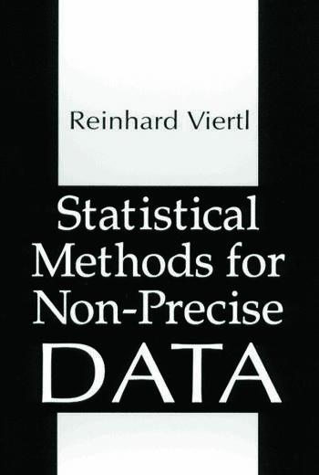 Statistical Methods for Non-Precise Data book cover