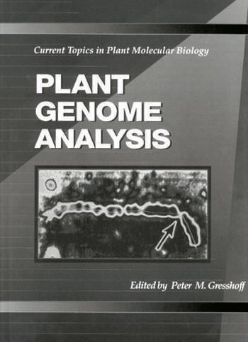 Plant Genome Analysis Current Topics in Plant Molecular Biology book cover