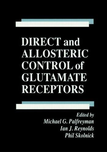 Direct and Allosteric Control of Glutamate Receptors book cover