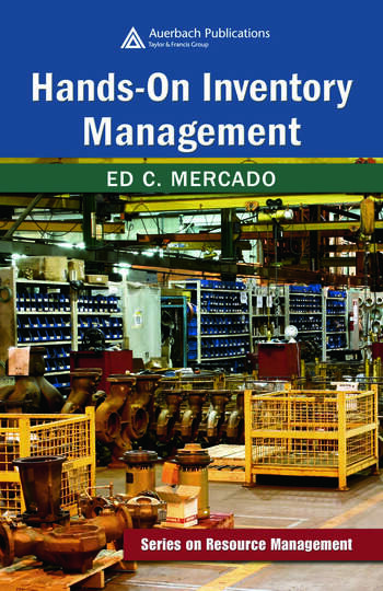 Hands-On Inventory Management book cover