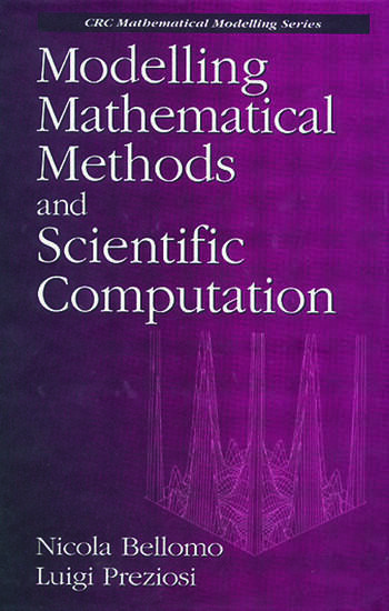 Modelling Mathematical Methods and Scientific Computation book cover