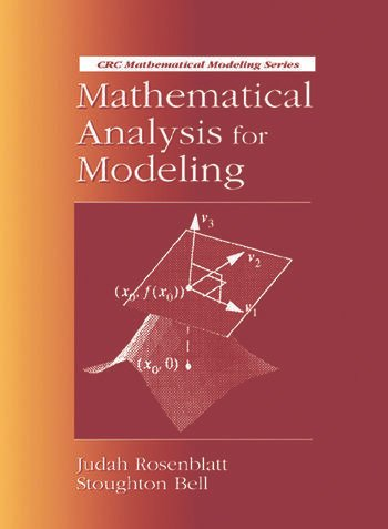 Mathematical Analysis for Modeling book cover