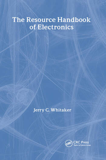 The Resource Handbook of Electronics book cover