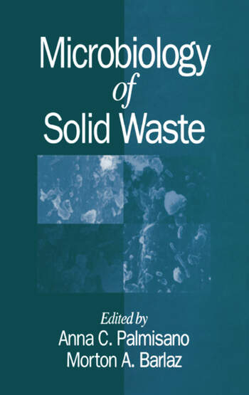 Microbiology of Solid Waste book cover