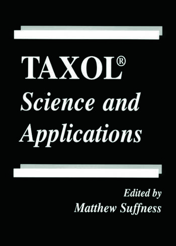 Taxol Science and Applications book cover
