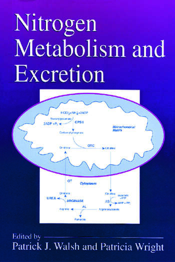 Nitrogen Metabolism and Excretion book cover