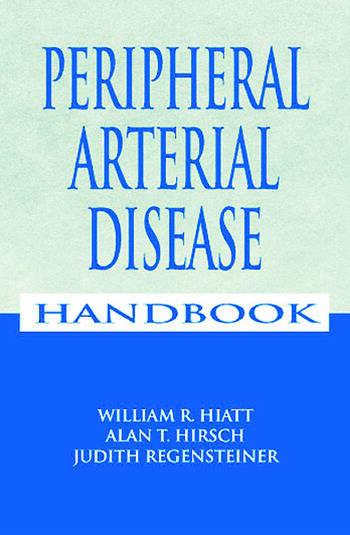 Peripheral Arterial Disease Handbook book cover