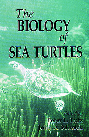 The Biology of Sea Turtles, Volume I book cover