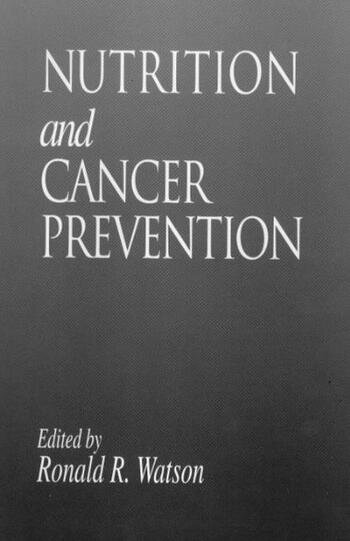 Nutrition and Cancer Prevention book cover