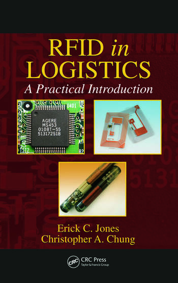 RFID in Logistics A Practical Introduction book cover