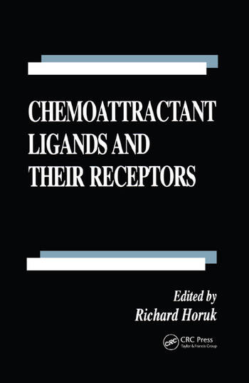 Chemoattractant Ligands and Their Receptors book cover