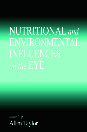 Nutritional and Environmental Influences on the Eye book cover