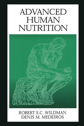 Advanced Human Nutrition book cover