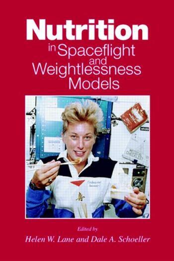 Nutrition in Spaceflight and Weightlessness Models book cover