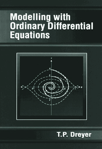 Modelling with Ordinary Differential Equations book cover