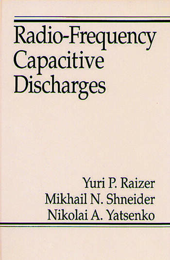 Radio-Frequency Capacitive Discharges book cover