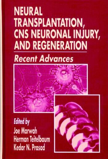 Neural Transplantation, CNS Neuronal Injury, and Regeneration book cover