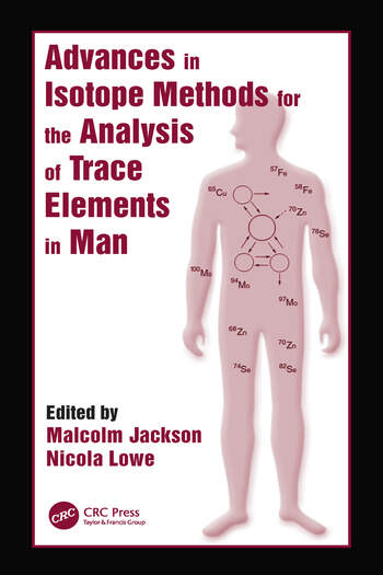 Advances in Isotope Methods for the Analysis of Trace Elements in Man book cover