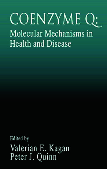 Coenzyme Q Molecular Mechanisms in Health and Disease book cover