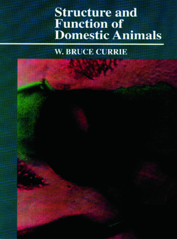 Structure and Function of Domestic Animals book cover