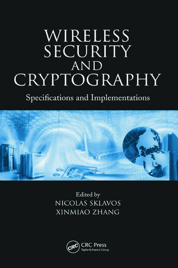 Wireless Security and Cryptography Specifications and Implementations book cover
