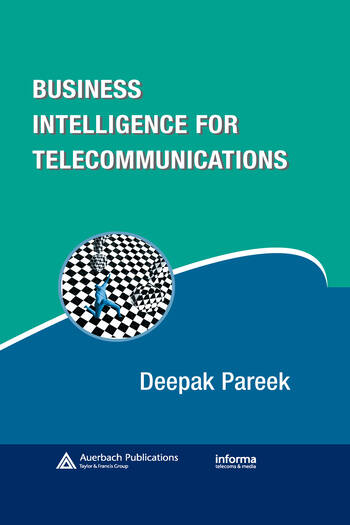 Business Intelligence for Telecommunications book cover