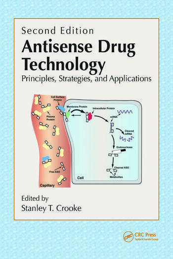 Antisense Drug Technology Principles, Strategies, and Applications, Second Edition book cover