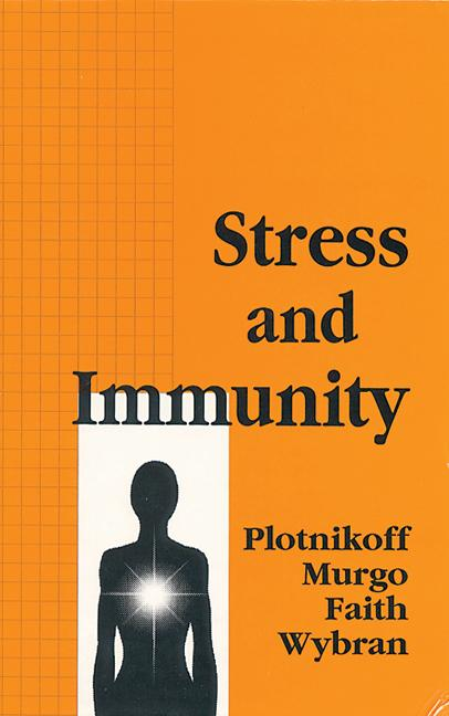Stress and Immunity book cover
