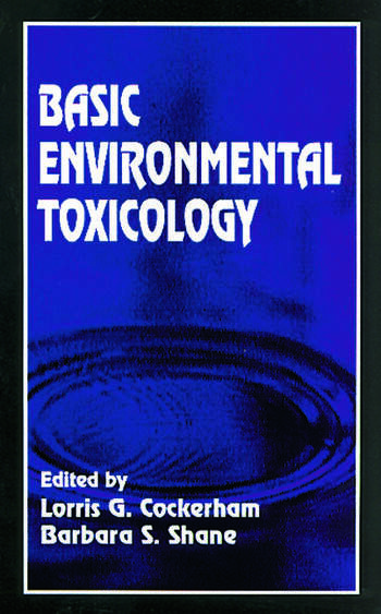 Basic Environmental Toxicology book cover