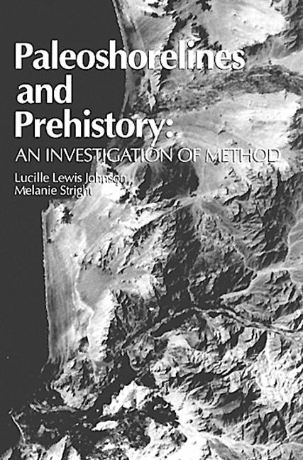 Paleoshorelines and Prehistory An Investigation of Method book cover