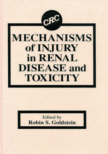 Mechanisms of Injury in Renal Disease and Toxicity book cover
