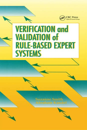 Verification and Validation of Rule-Based Expert Systems book cover