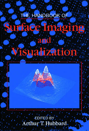 The Handbook of Surface Imaging and Visualization book cover