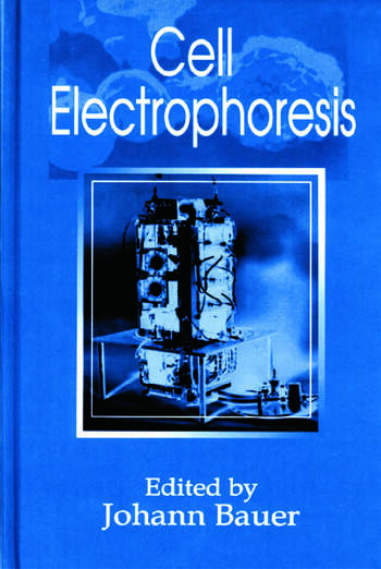 Cell Electrophoresis book cover