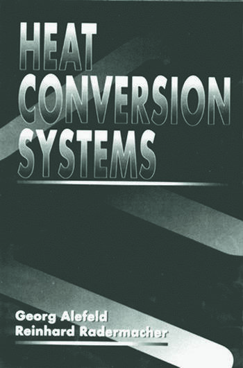 Heat Conversion Systems book cover