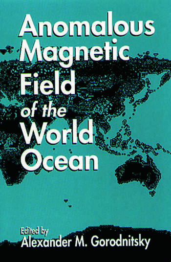 Anomalous Magnetic Field of the World Ocean book cover